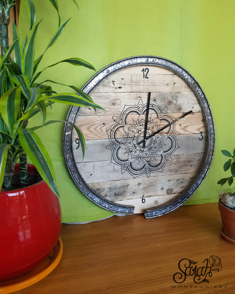 Horloge «Ubaye»