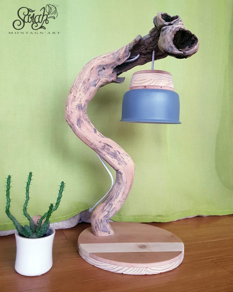 Lampe «Serpent»