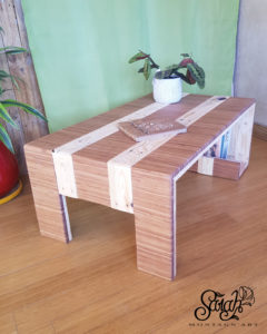 Table « Bambou »