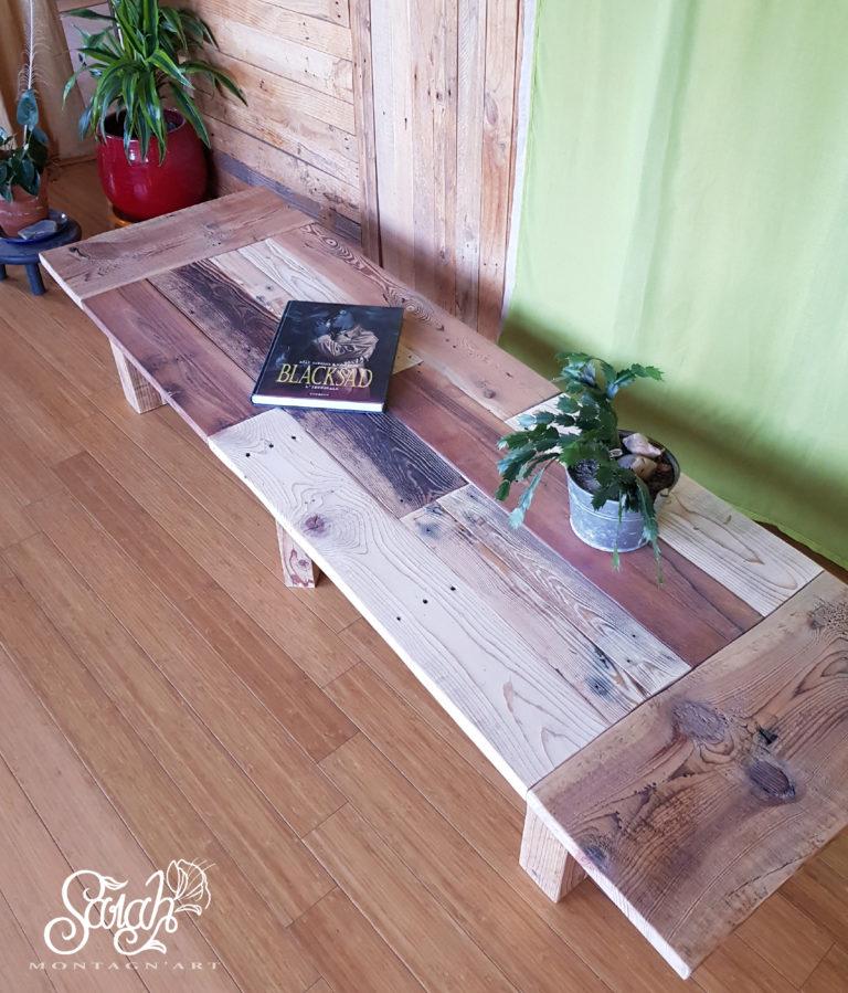 Table «Couleur»