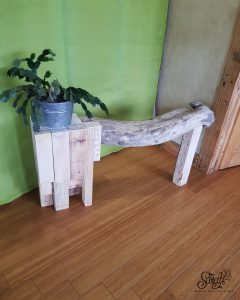 Tabouret « Paisible »